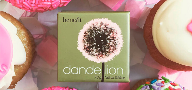 """Comprar el maquillaje perfecto: """"Dandelion"""" de Benefit"""