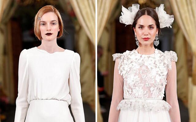 Maquillaje para novias: Cristina Piña y Juana Rique