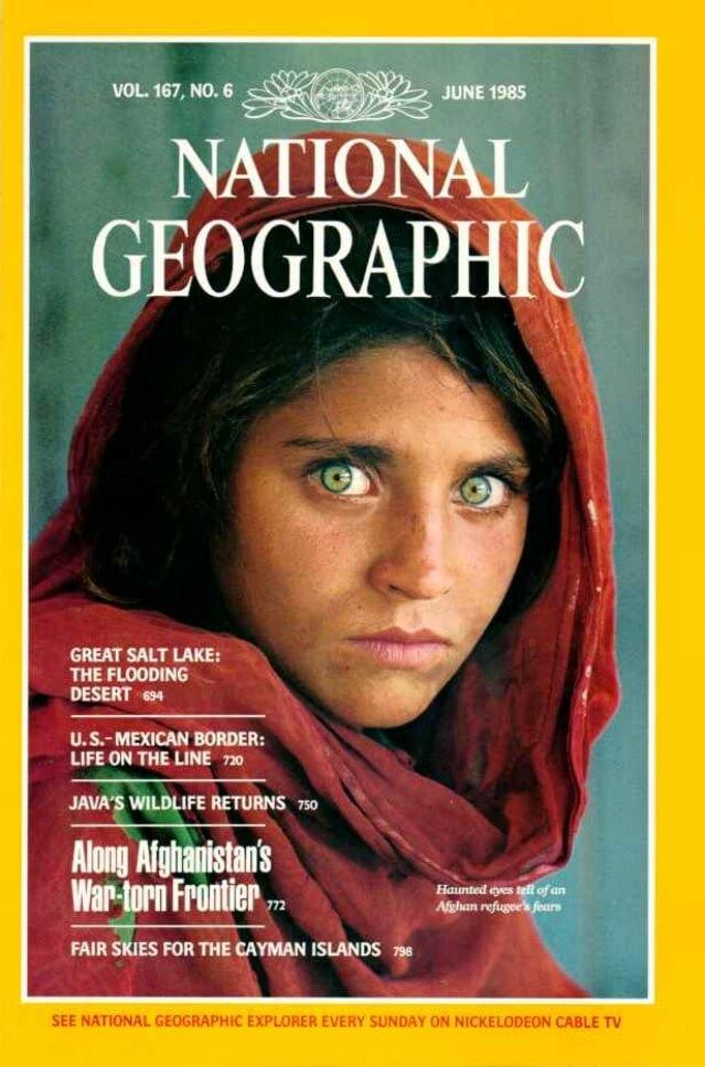 National Geographic revistas para fotógrafos