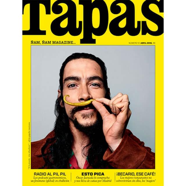 Tapas, revista para fotógrafos