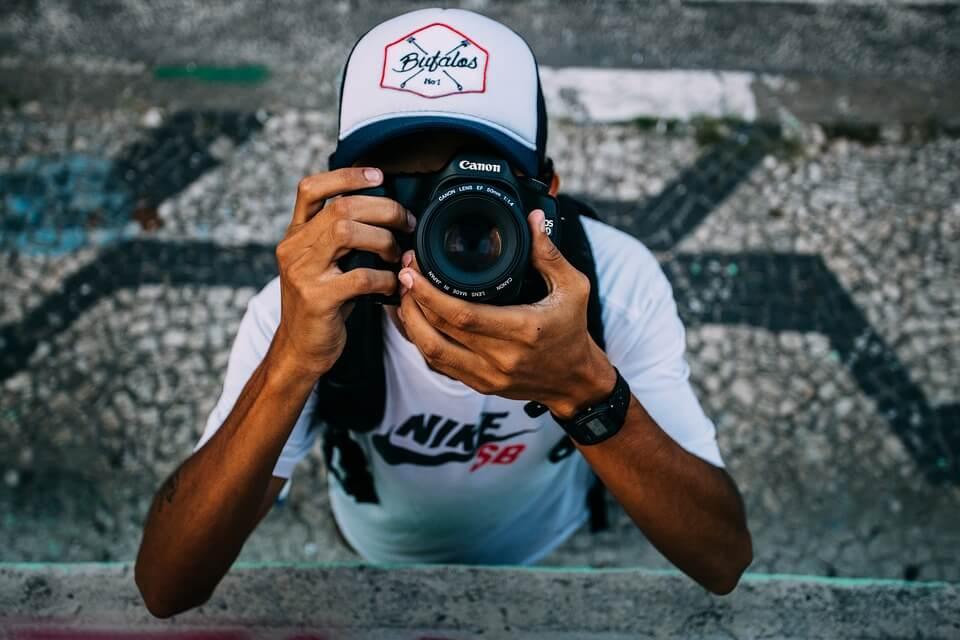 estudiar fotografía profesional