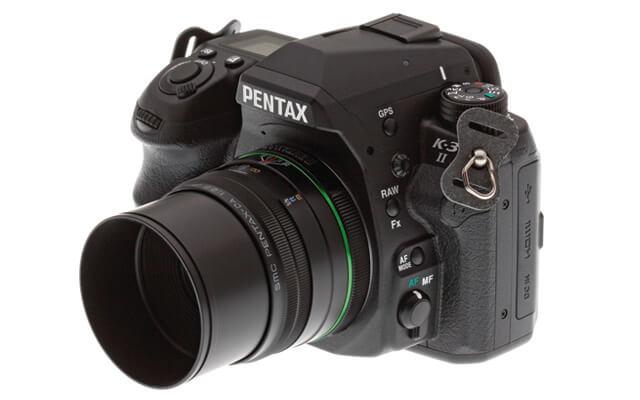 Mejores marcas de cámaras fotográficas: Pentax