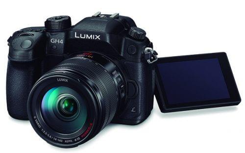 Mejores marcas de cámaras fotográficas: Panasonic