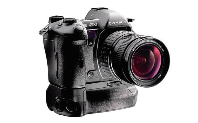 Mejores marcas de cámaras fotográficas: Olympus