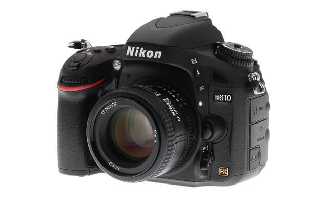 Mejores marcas de cámaras fotográficas: Nikon