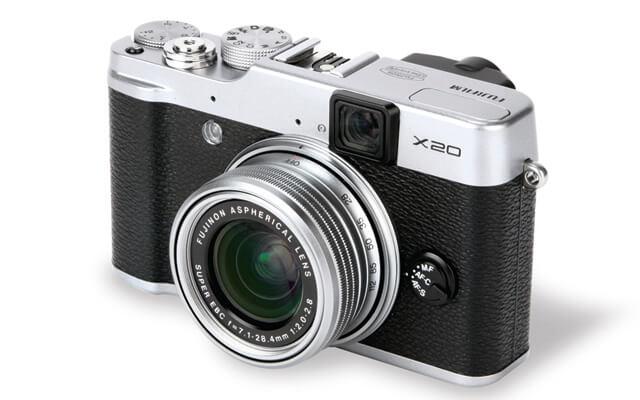Mejores marcas de cámaras fotográficas: Fujifilm