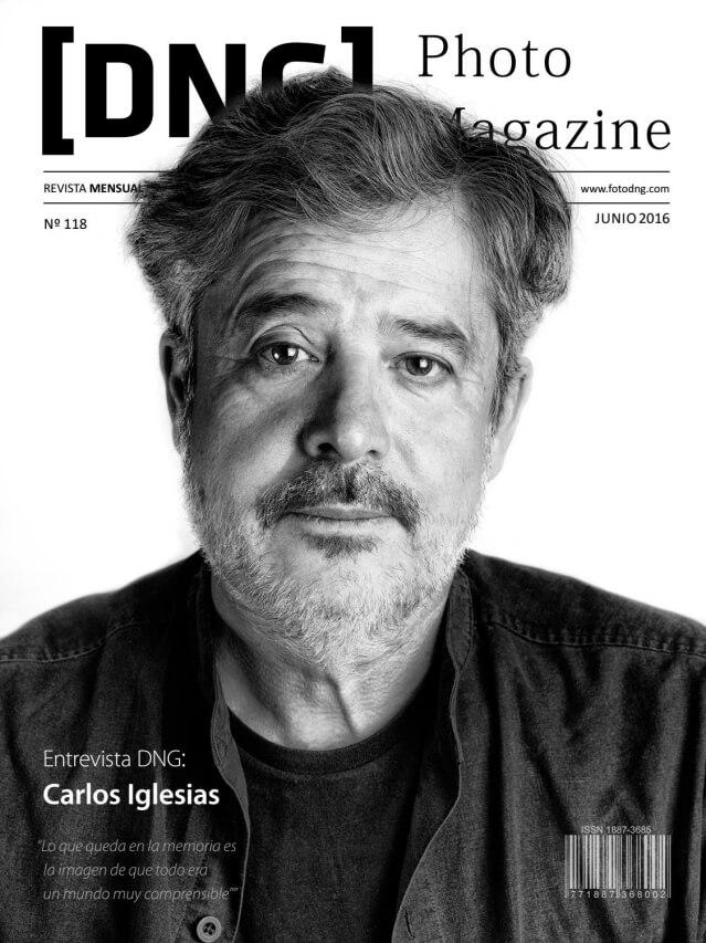 Revista para fotógrafos DNG