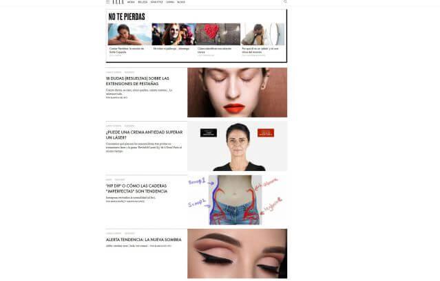 Revista Elle Online