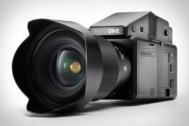 Marcas de cámaras fotográficas, las que debes conocer: Phase One