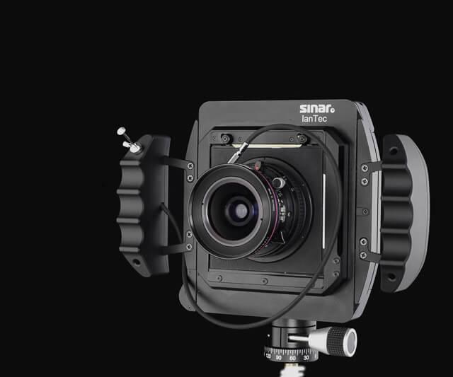 Marcas de cámaras fotográficas, las que debes conocer: Sinar