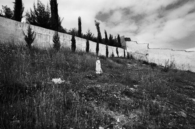 Rifugio, de Linda Dorigo. Mujeres fotógrafas de guerra