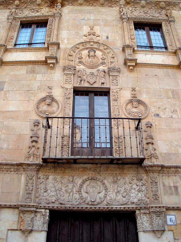 Casa de las muertes, Salamanca