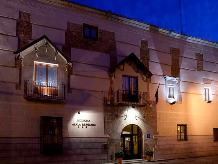 Casa del crimen, Segovia