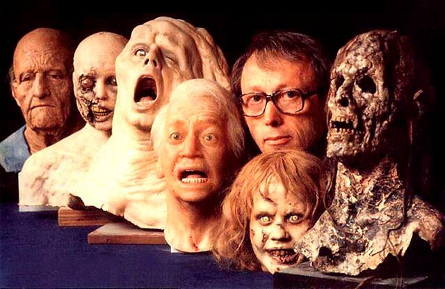Maquilladores de terror: Dick Smith