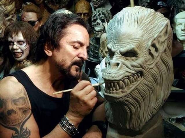Maquilladores de terror: Tom Savini