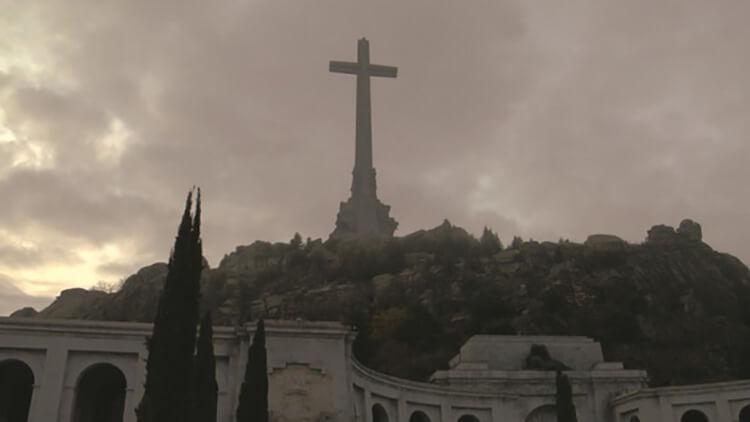 El valle de los Caídos, Madrid