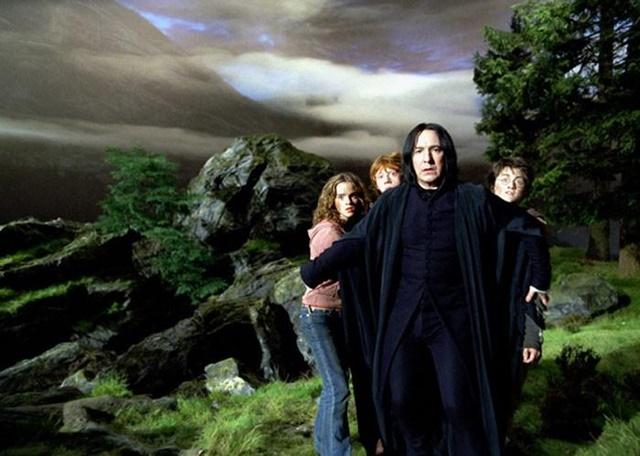 Dirección de fotografía en Harry Potter