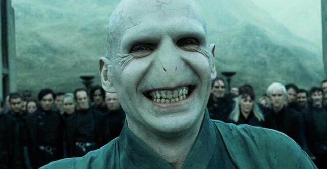 Caracterizaciones en Harry Potter, Voldemort