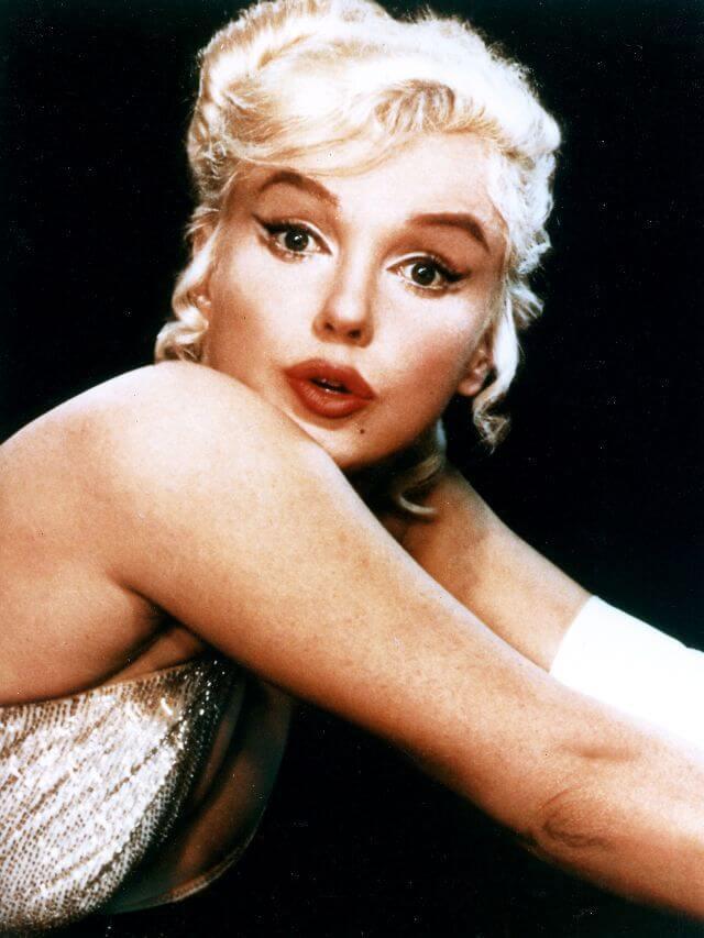 El maquillaje de Marilyn Monroe