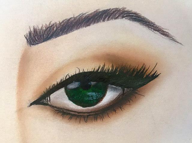 Maquillar los ojos segn su forma claves y consejos