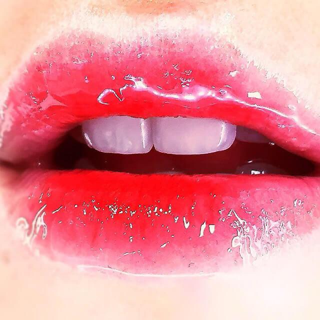 labios glossy