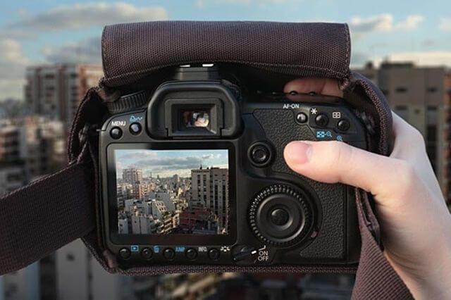 Funda Gadgets fotograficos