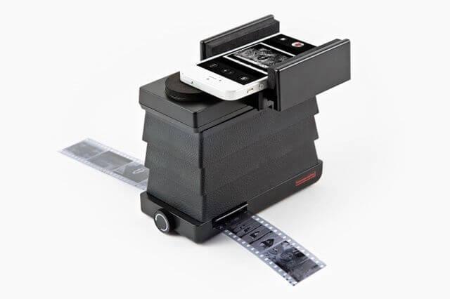 Gadgets fotográficos Escáner para negativos