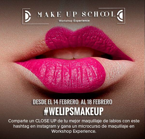 Concurso San valentín Make up