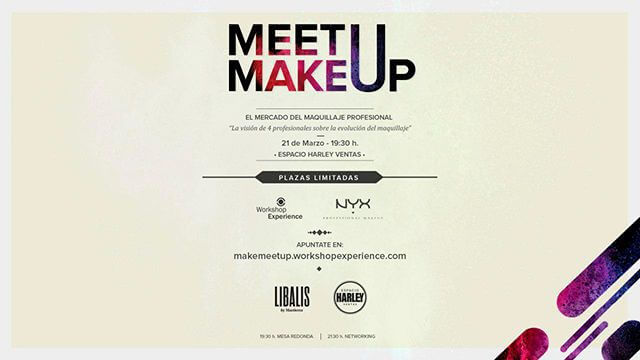 Cartel MeetMakeUp