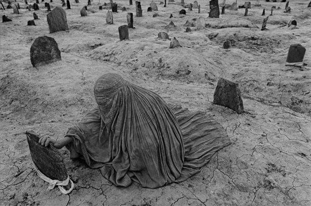 Fotógrafo de guerra: James Nachtwey