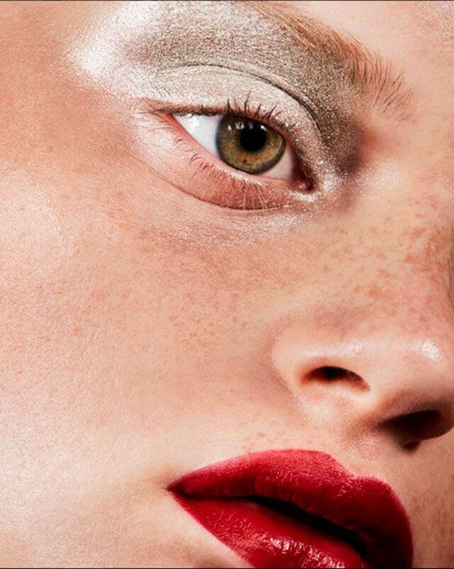 Maquillaje por Iván Gómez