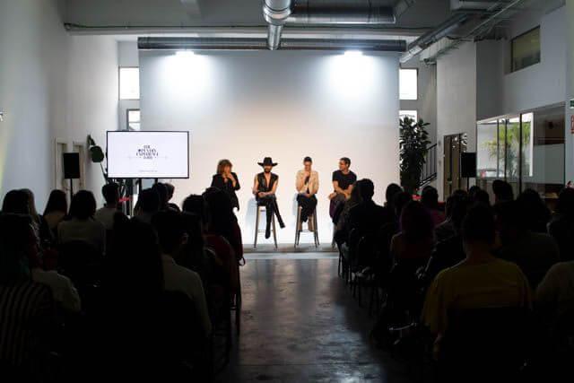 Charla sobre estilismo con profesores de Workshop Experience