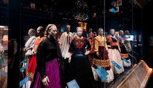 Colección de Frida Kahlo en Londres