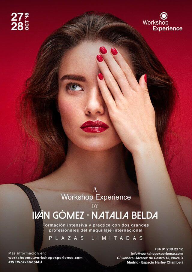Workshop de Maquillaje en Madrid