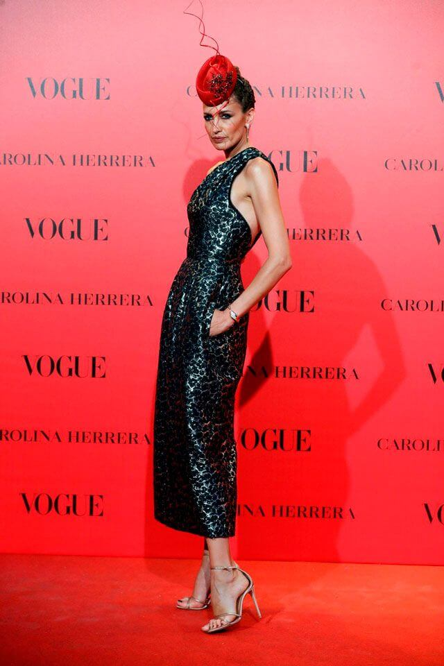 Estilismo en Pasarela de Vogue