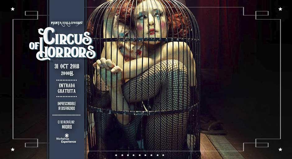 Cartel Circus of horrors