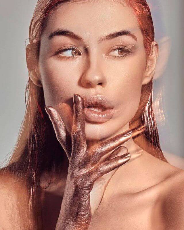 Natalia Belda maquilladora profesional