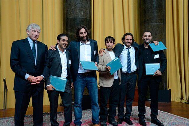 Ganadores del Pulitzer en 2013