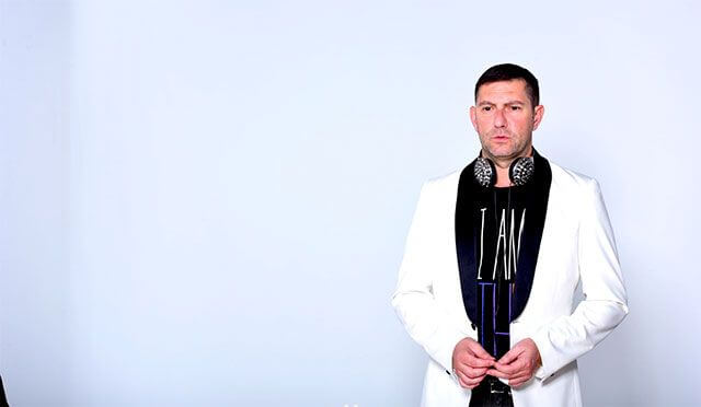 Vicente Gallart fashion dj