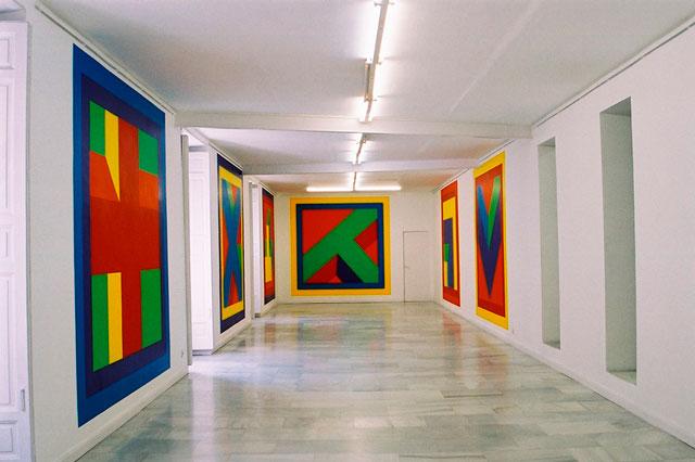 Galerías de arte en Madrid.