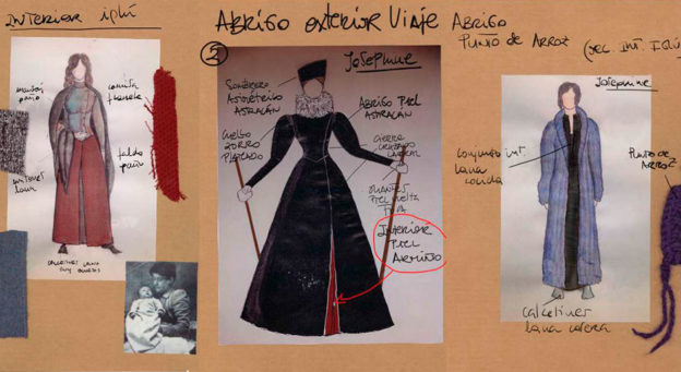 Mejor diseño de vestuario Goya