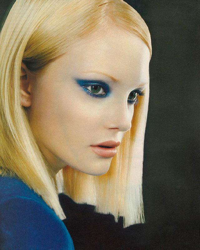 Pat McGrath, maquilladora profesional.