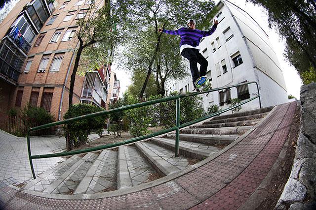 Fotografía de skate en Madrid
