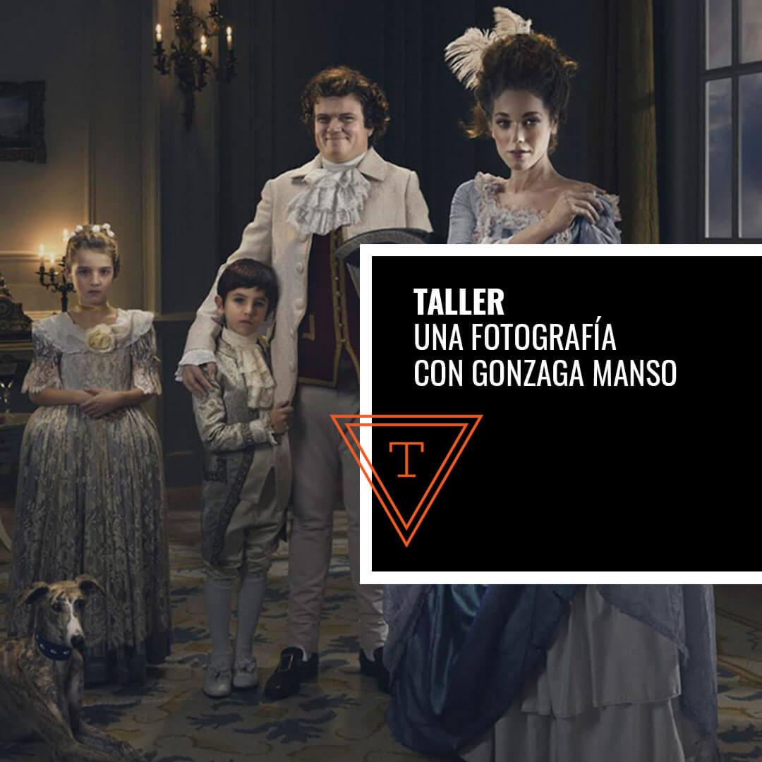 Taller de Fotografía con Gonzaga Manso