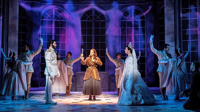Musical Anastasia.