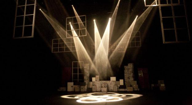 Luces para teatro