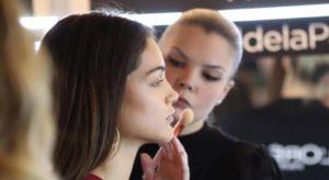 Cristina Libertad maquilladora