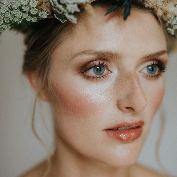 Maquillaje especial novias