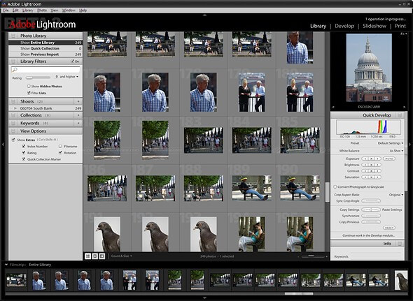 Lightroom Beta