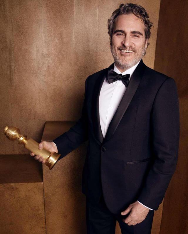 Globos de Oro 2020 Joaquin Phoenix